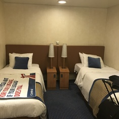 Our interior room 8205