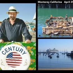 Monterey , Ca
