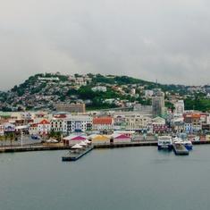 Martinique the ship
