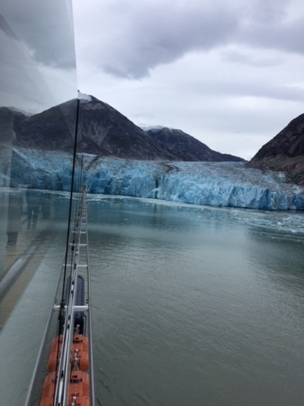 Photo Of Celebrity Solstice Cruise On Aug 26 2016 Glacier