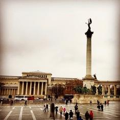 Budapest - Hero's Square