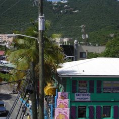Charlotte Amalie, St. Thomas - This view though