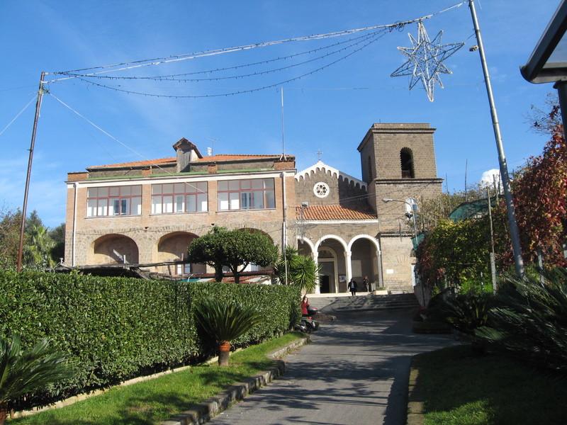 Naples, Italy - Winery at Sorento