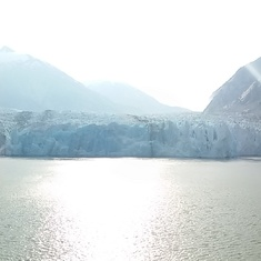 Cruise Tracy Arm Fjord, Alaska - Sawyer Glacier