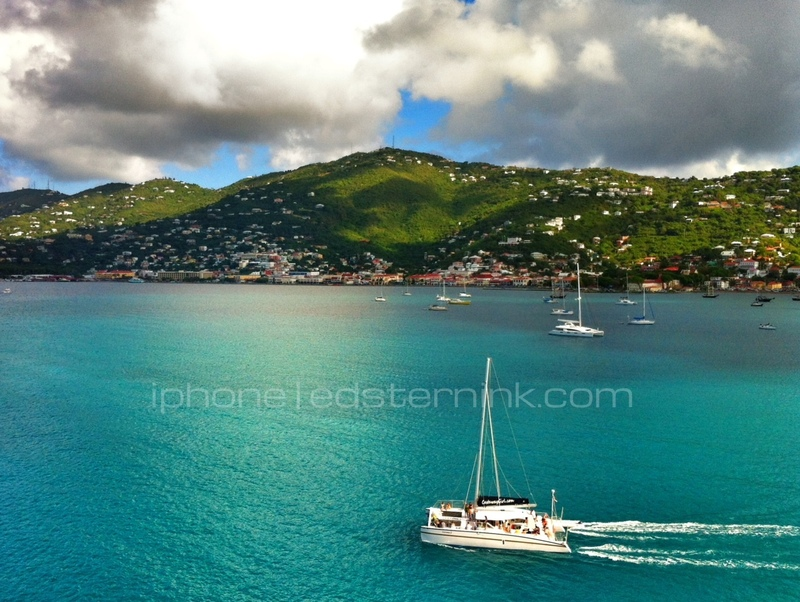 St. Thomas; Long Bay - Carnival Splendor