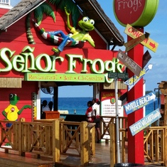 Senor Frog Nassau