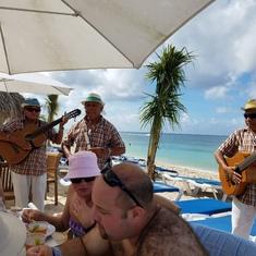 Mr. Sanchos in Cozumel
