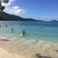 Maegan's Bay beach