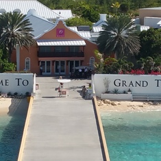 Grand Turk Island - One of our favorite islands