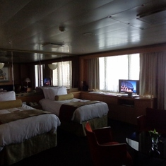 Neptune Suite on Volendam