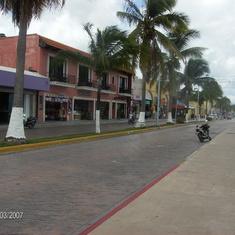 Cozumel, Mexico - Cozumel