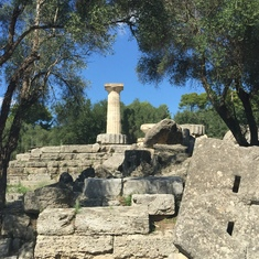 Katakolon (Olympia), Greece - Olympia