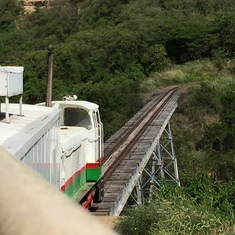 Basseterre, St. Kitts - St. Kitts Scenic Railway