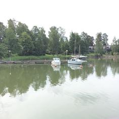 Helsinki, Finland - outside Helsinki