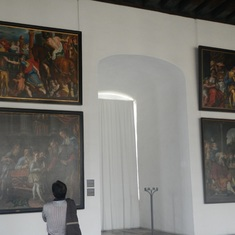 Paintings Kronborg