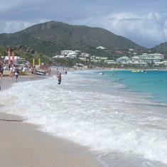 St Maarten; Orient Beach