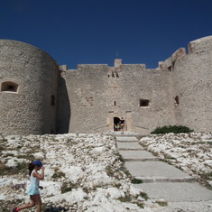 Chateau d'If (Marseilles)