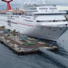 Carnival Fascination - Nassau