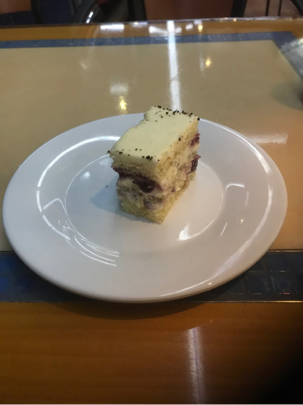 Cherry Cream Cake (Sweet Spot) - Carnival Magic