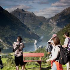 Geiranger hike