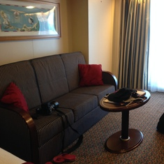 3 Stowaway beds put away:)