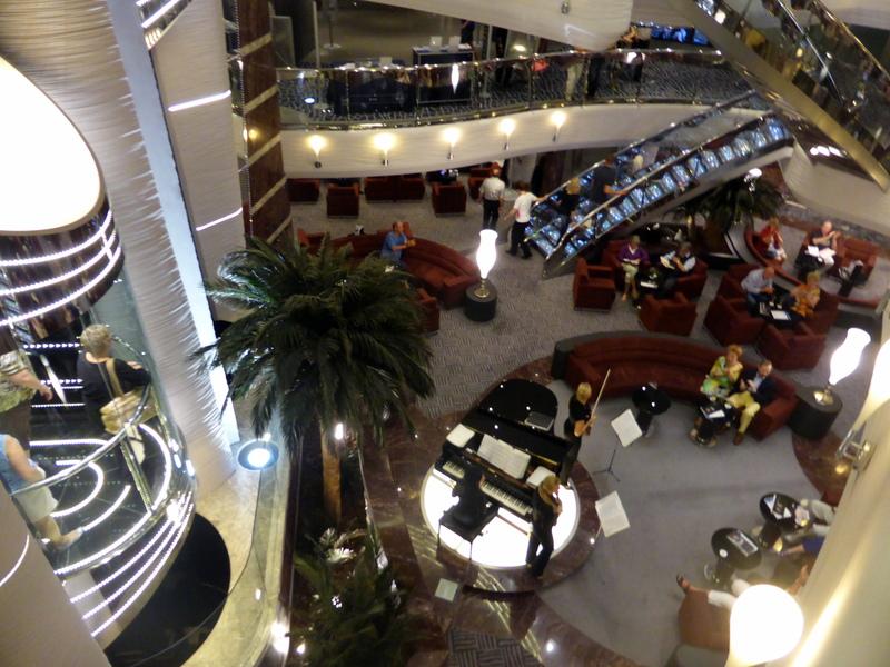 Atrium - MSC Divina