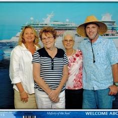 Boarding in Miami