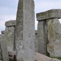 Portland (Weymouth), England, Uk - Stonehenge