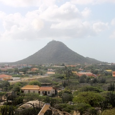 View from Casaberi Rock Formation