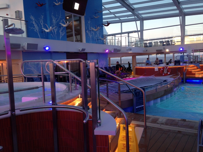Quantum of the Seas Pool - Quantum of the Seas