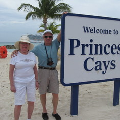 Princess Cays (Cruise Line Private Island) - Nuf said