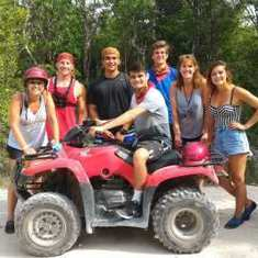 ATV's in Cozumel