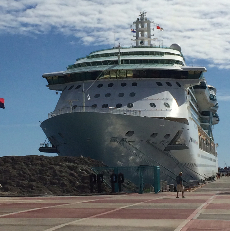 Jewel of the Seas, Royal Caribbean - March 16, 2014