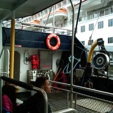 Ketchikan, Alaska - Aleutian Ballad Crab Boat
