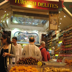 Spice Market---Istanbul