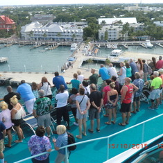 Key West, Florida - Arriving in Key West.