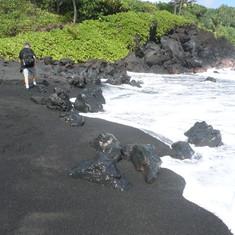 Black Sand Hana
