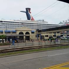 Galveston, Texas - CARNIVAL FREEDOM