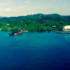 Mahogany Bay, Roatan, Bay Islands, Honduras - Port of Mahogany Bay