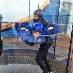 The iFly was fun