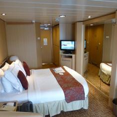 Concierge cabin 8168