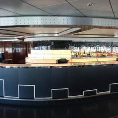 Spinnaker Lounge on Norwegian Jade