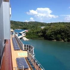 Roatan Port