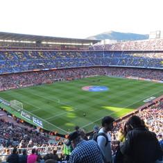 Barcelona vs Grenada