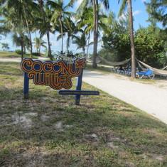 nice area on Coco Cay