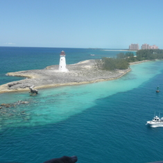 pretty Harbor, Nassau, Bahammas
