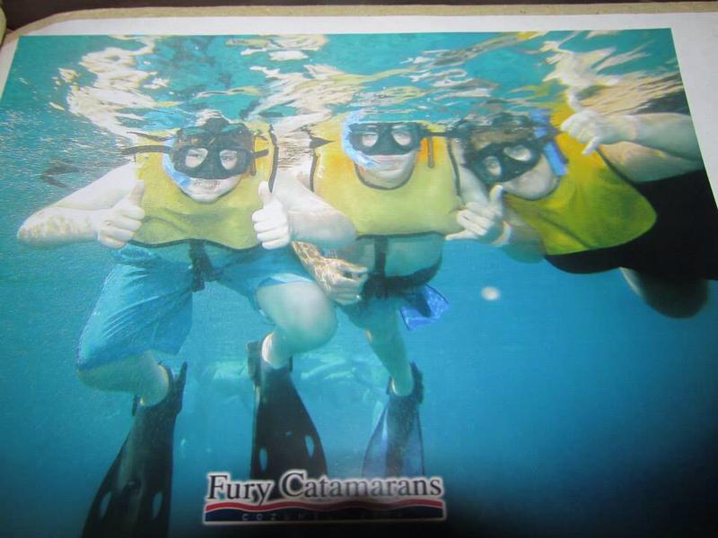 Cozumel, Mexico - Snorkel 3-10-14
