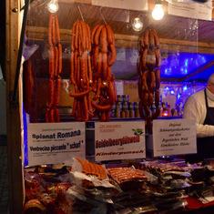 Sharding, Austria Christmas Market