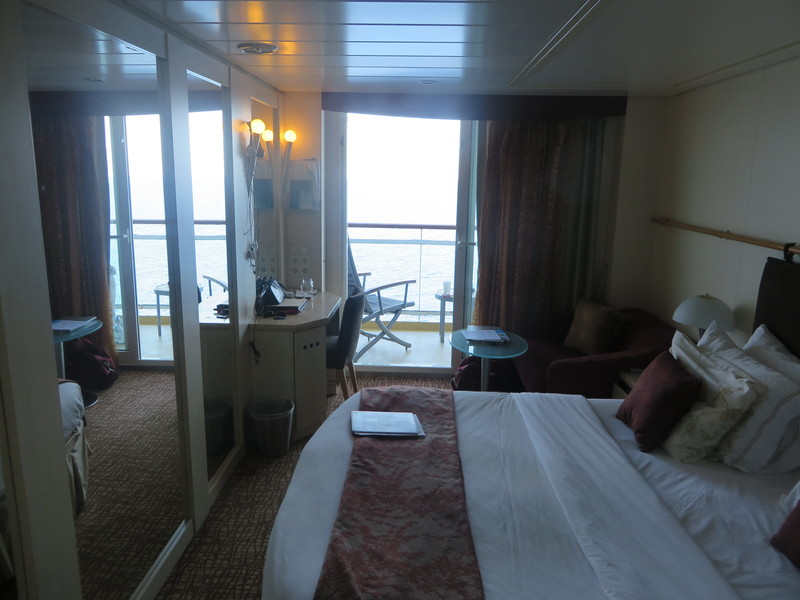 Balcony Cabin 7068 On Celebrity Constellation Category 2c