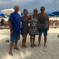 Cozumel Beach Lunch